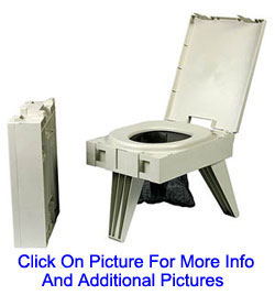 Pett Dry Toilet by Phillips Environmental