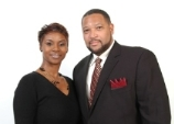Keisha Murrell and Donnell
