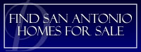 Click Here To Find San Antonio, TX Homes For Sale
