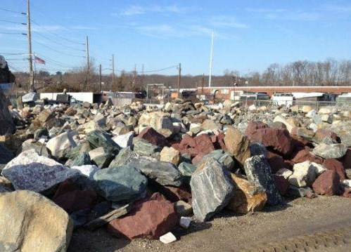 Landscaping material supply suffolk