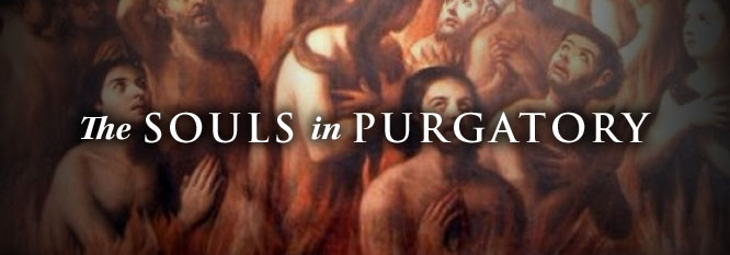 The Souls in Purgatory