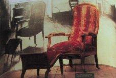 Arm Chair Bernadette Died in