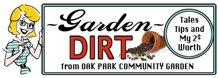 CLICK HERE TO VIEW OAK PARK COMMUNITY GARDEN MONTHLY MESSAGE
