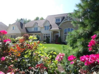 Sold Arlington Row Westlake Luxury Home by The Westlake Ohio Homes Team Keller Williams Realty