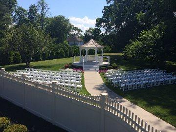 Boston MA Outdoor Wedding Venue