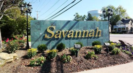 Cottages of Savannah Condos for sale North Ridgeville Ohio