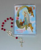 Handheld Rosary & Prayer Book