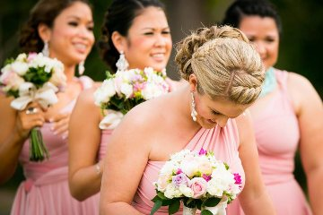 wedding hair and makeup cost