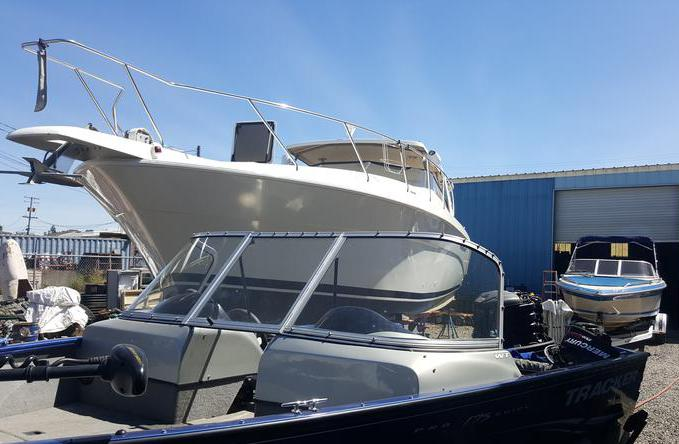 River City Boat Works Yacht Repair, Houseboat Repair, and Services - RCBW Maritime Services ...