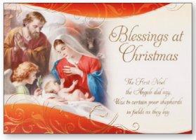 Boxed catholic christmas cards